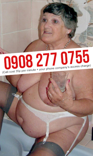 BBW Granny Phone Sex